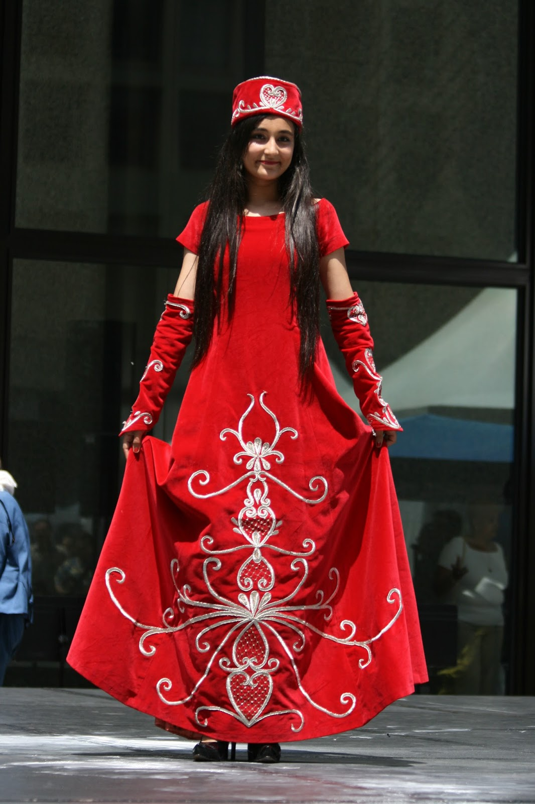 fashion is my turkish traditional dress