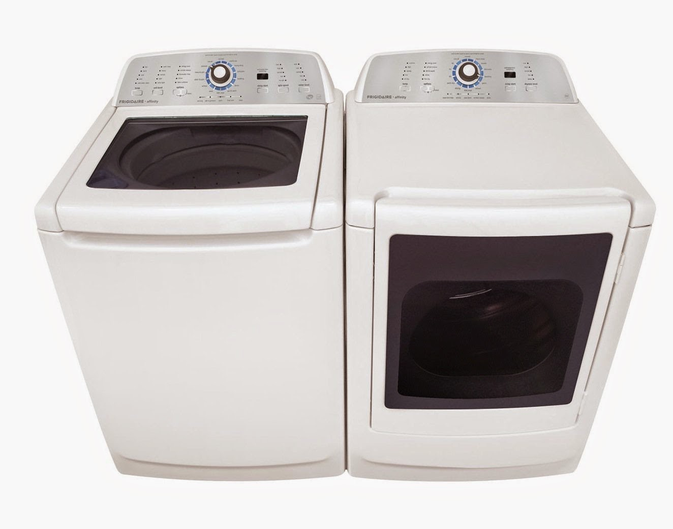 best top load washer and dryer
