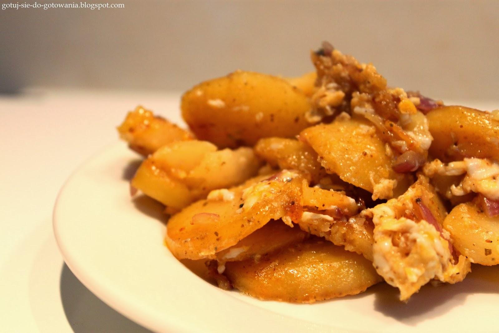 Gotuj Sie Do Gotowania Ziemniaki Z Jajkiem Pyszny I Tani Obiad
