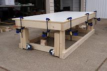 Workbench On Wheels Plans