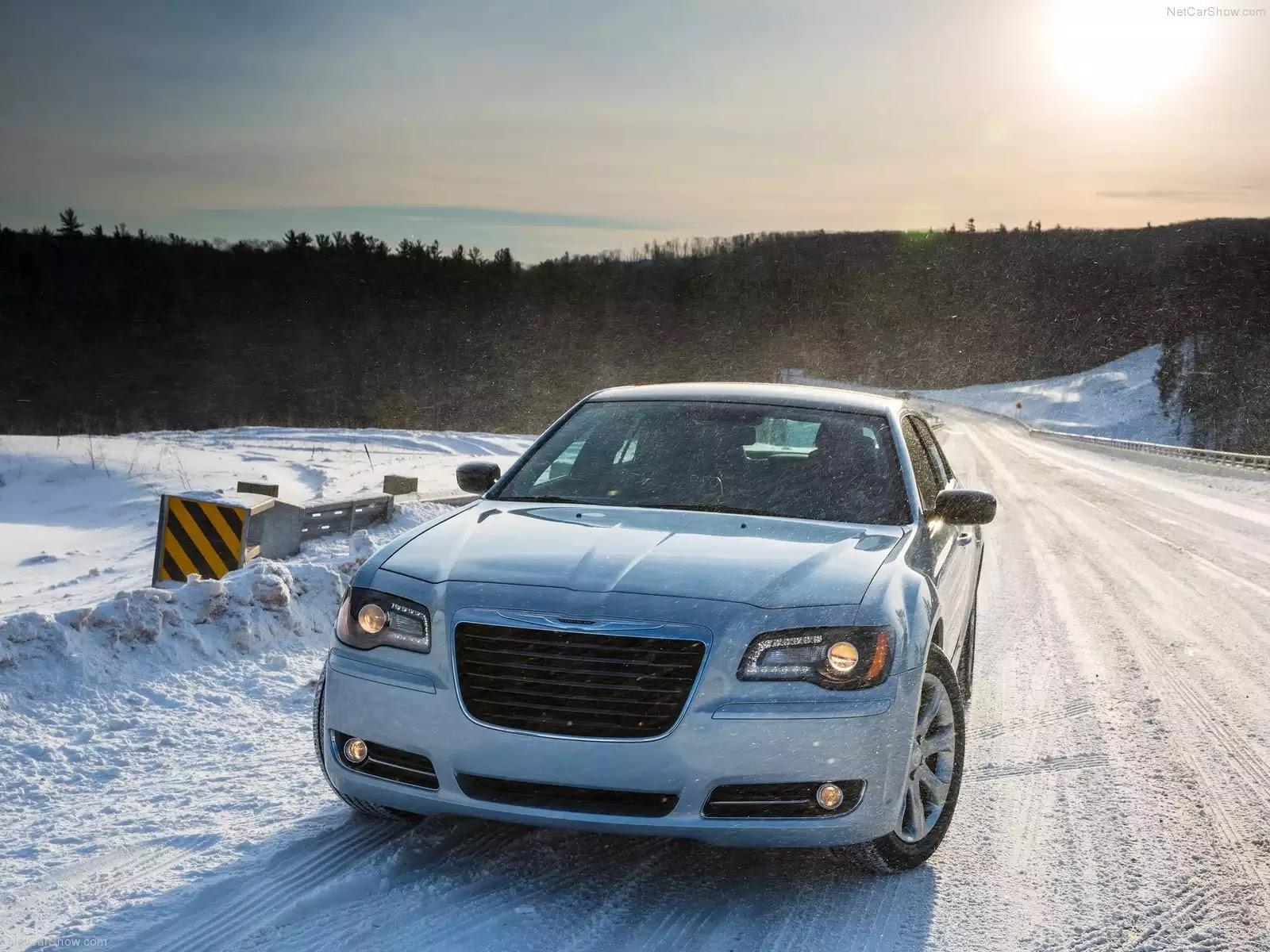Hình ảnh xe ô tô Chrysler 300 Glacier 2013 & nội ngoại thất