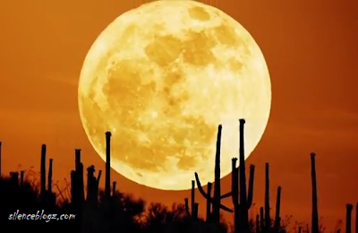 Fenomena SuperMoon 23 Jun 2013   Lunar Perigee