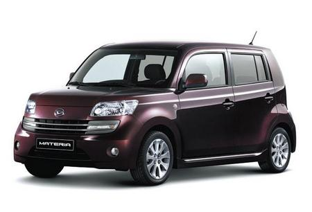 Daihatsu Materia 2008