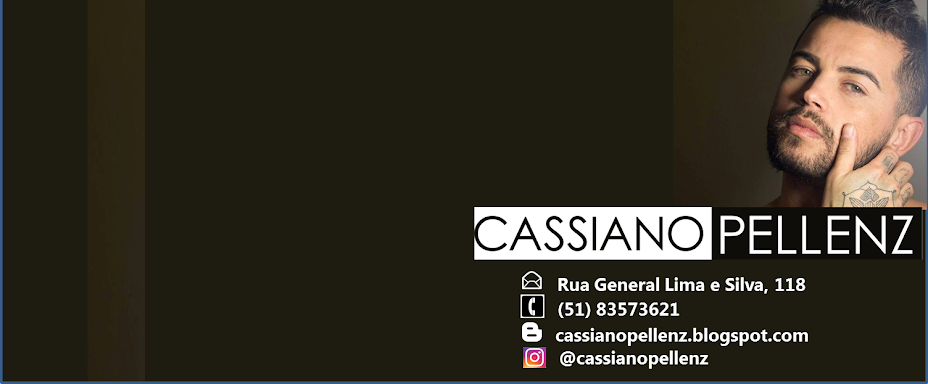 Cassiano Pellenz Hairstylist & cia dos maquiadores