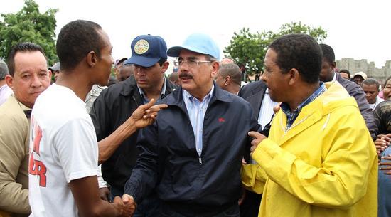 2013 podría ser el año de Danilo Medina