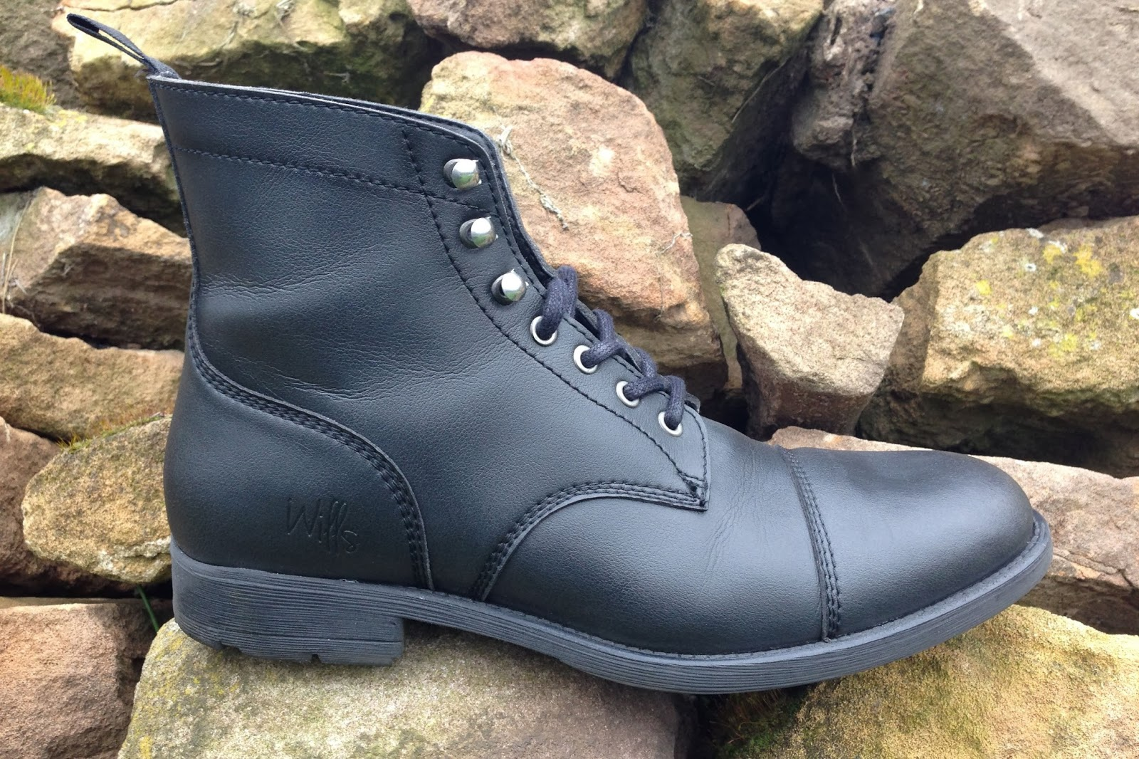 Wills Vegan Shoes - Work Boots