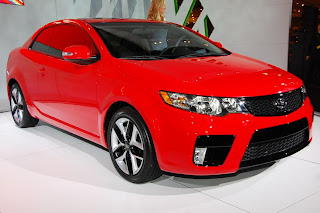 Kia Forte - The Car That Everybody Desires