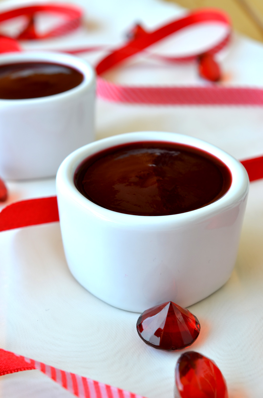 Ninas kleiner food blog: himbeer brombeer tomaten ketchup