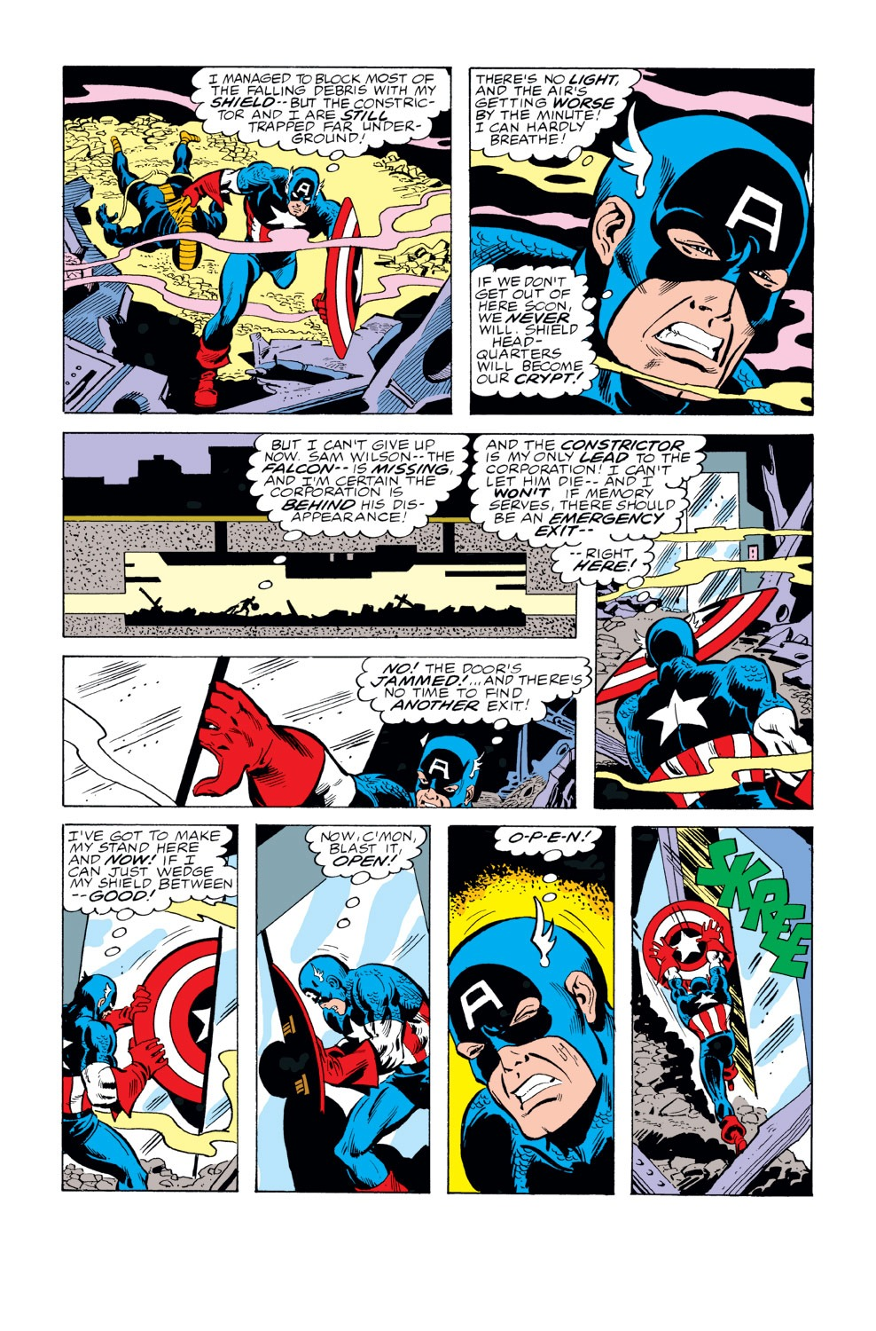 Captain America (1968) Issue #229 #143 - English 4