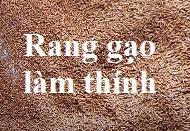 Máy rang gạo làm thính 5kg