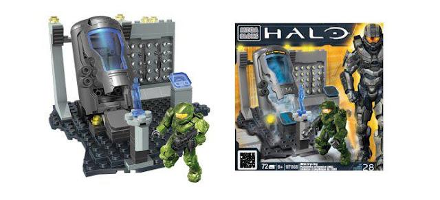 Halo Universe Toys And More Mega Bloks Halo 97068 Unsc