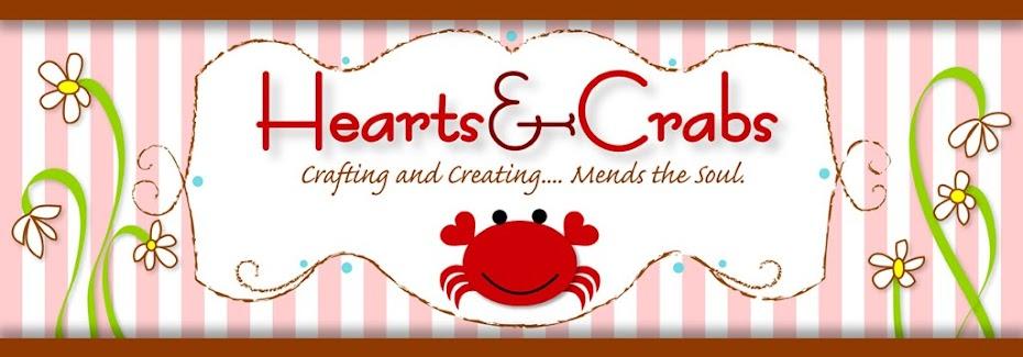 Hearts & Crabs