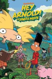 ¡Hey Arnold! Una Peli en la Jungla en Español Latino