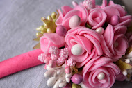 różowa opaska
