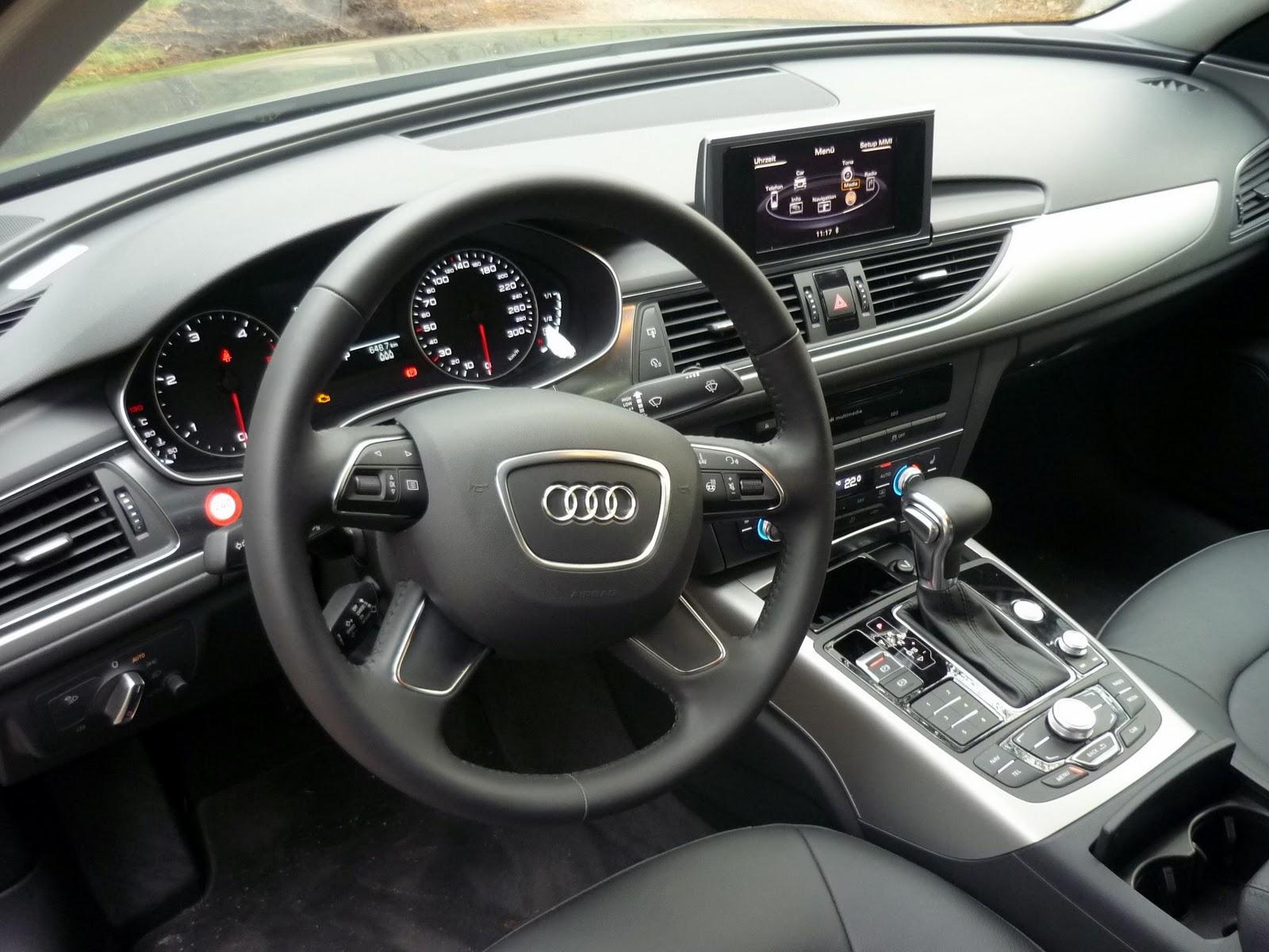 Guitigefilmpjes Car Review Audi A6 3 0 Tdi 204hp 4g C7