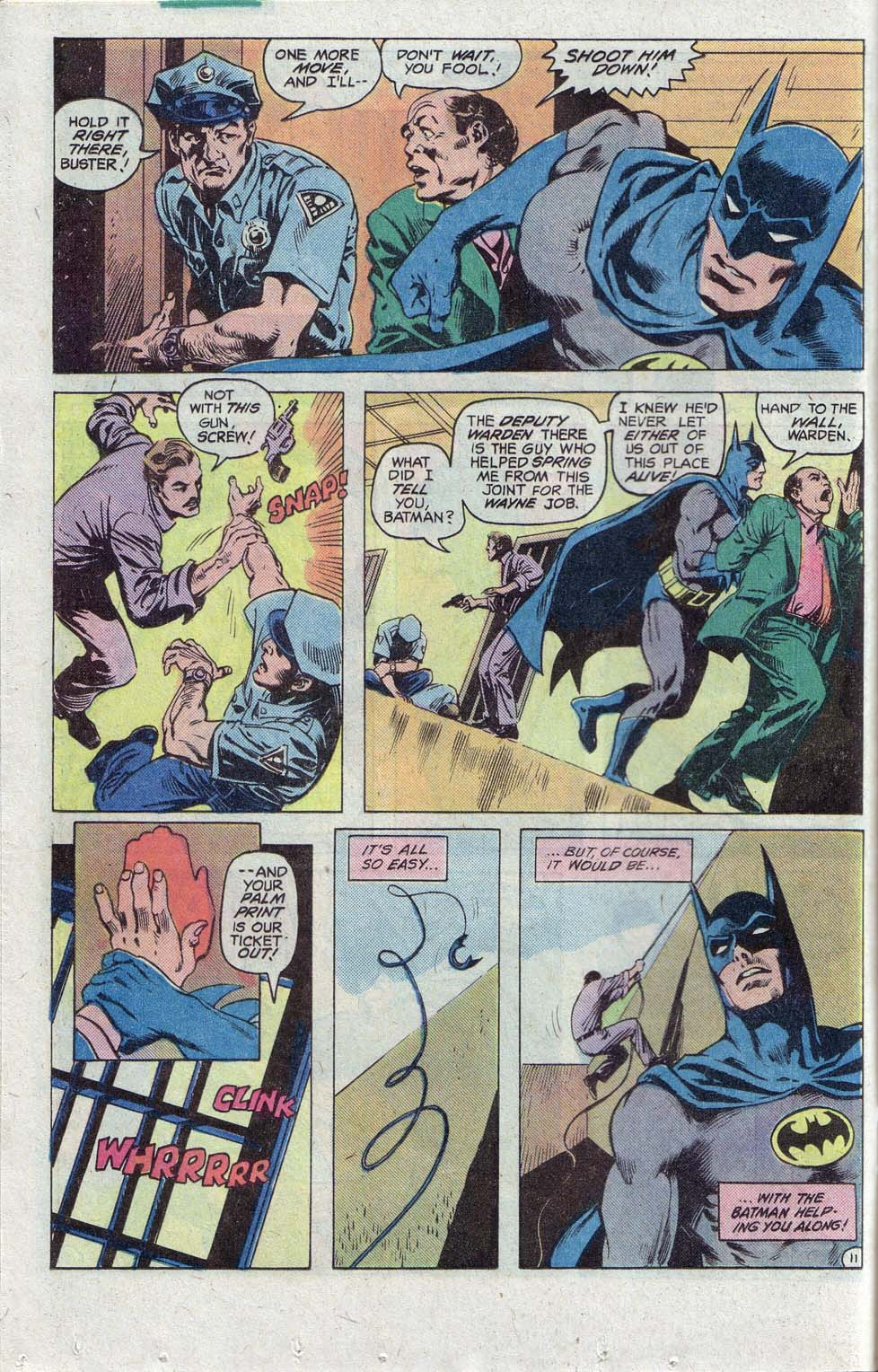 Detective Comics (1937) Issue #520 Page 15