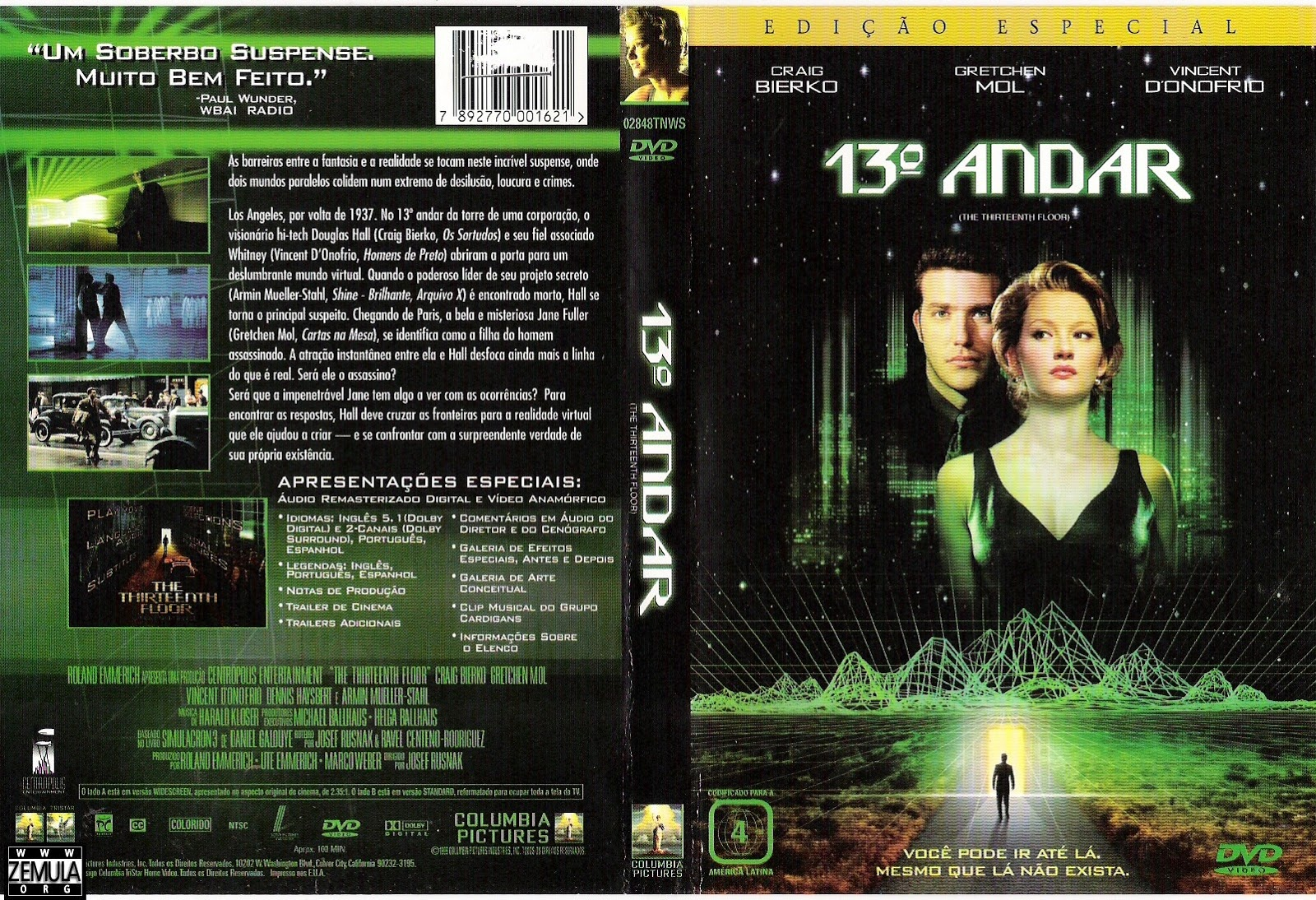 13 andar the thirteenth floor torrent bluray rip for 13 floor myth