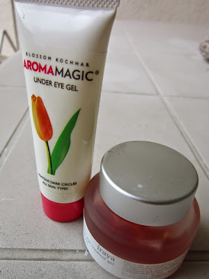 Budget Friendly Under-eye Gels - Current Favourites image