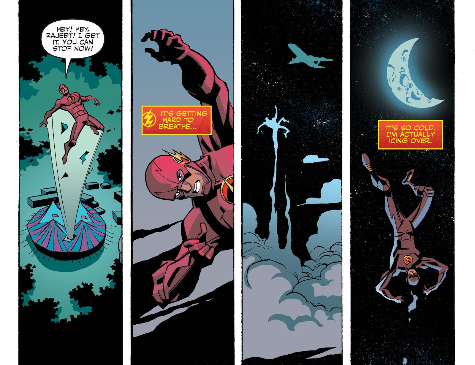 The Flash: Season Zero [I] Issue #4 #4 - English 17