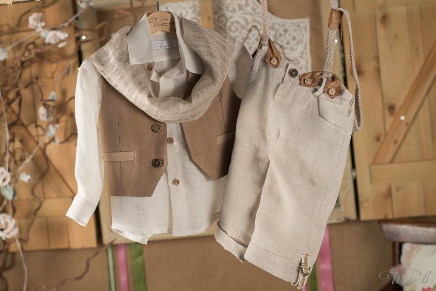clothes for boy's christening 3301