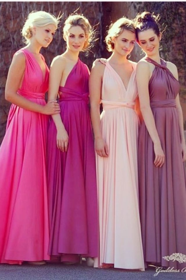 All About Iwing Dresses Mismatched Bridesmaids Dresses