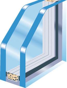 Sistemas antivaho para vidrio templado y sin templar - Ventana doble cristal ...