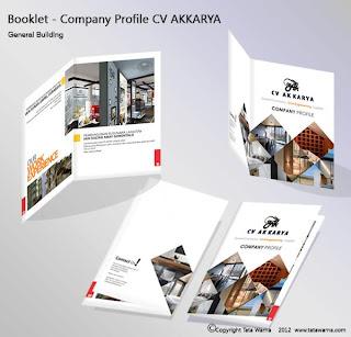 Company Profile Perusahaan Desain dan Kontraktor Building