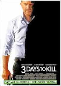 3 Dias Para Matar Dublado Torrent (2014)