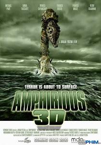 Xem Phim Bọ Cạp Khổng Lồ 3D - Amphibious 3D