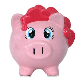 MLP Piggy Bank Figures