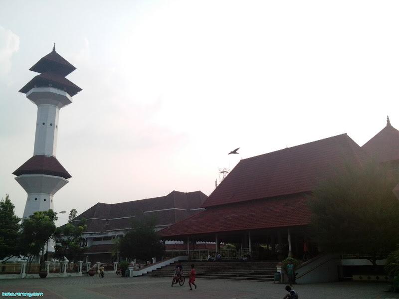 Gambar dari Profil Masjid Agung As - Tsaurah, Serang - Banten