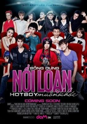 Bỗng Dưng Nổi Loạn, Hot Boy Muốn Khóc (2013)