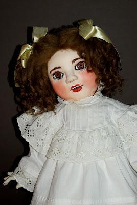 ADdoll_Annet_2 Аннет авторская текстильная шарнирная кукла Алёны Дороховой
