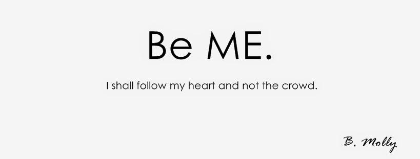 ☢ I be ME ☢