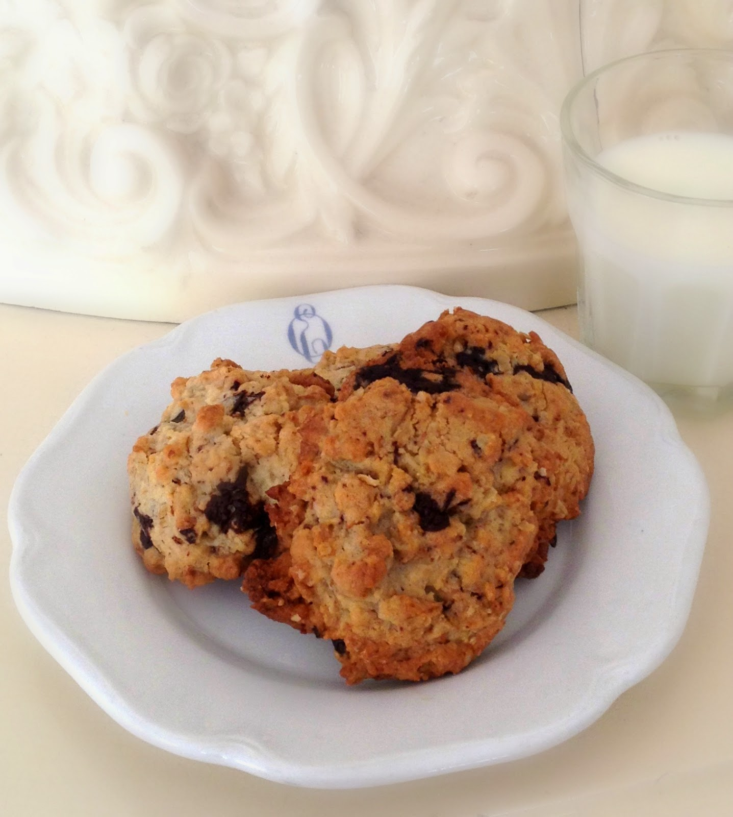 Brown Butter Oatmeal And Chocolate Sunflower Seed Cookies Recipes ...