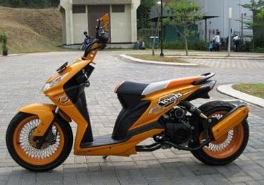 Modifikasi Honda Beat ~ MotorMotif