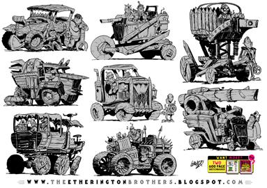 http://studioblinktwice.deviantart.com/art/8-Wooden-War-Wagons-587051883