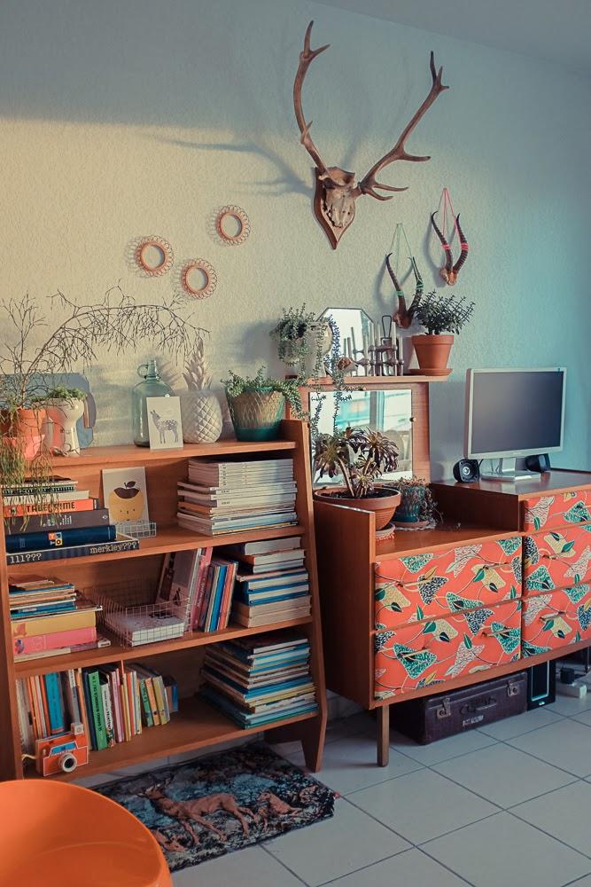 The orange deer la casa vintage di morgane - La casa vintage ...
