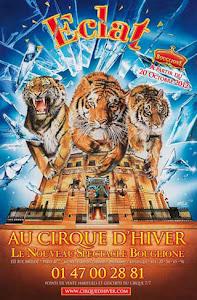 CIRQUE D'HIVER 2012/2013