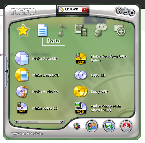free  nero dvd burning software for windows xp