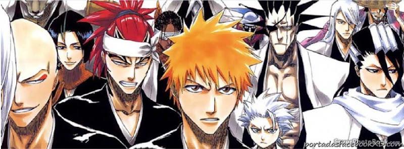 Imagen de Ichigo bleach, para portada de biografia en facebook
