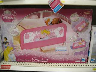 Disney Bedrail