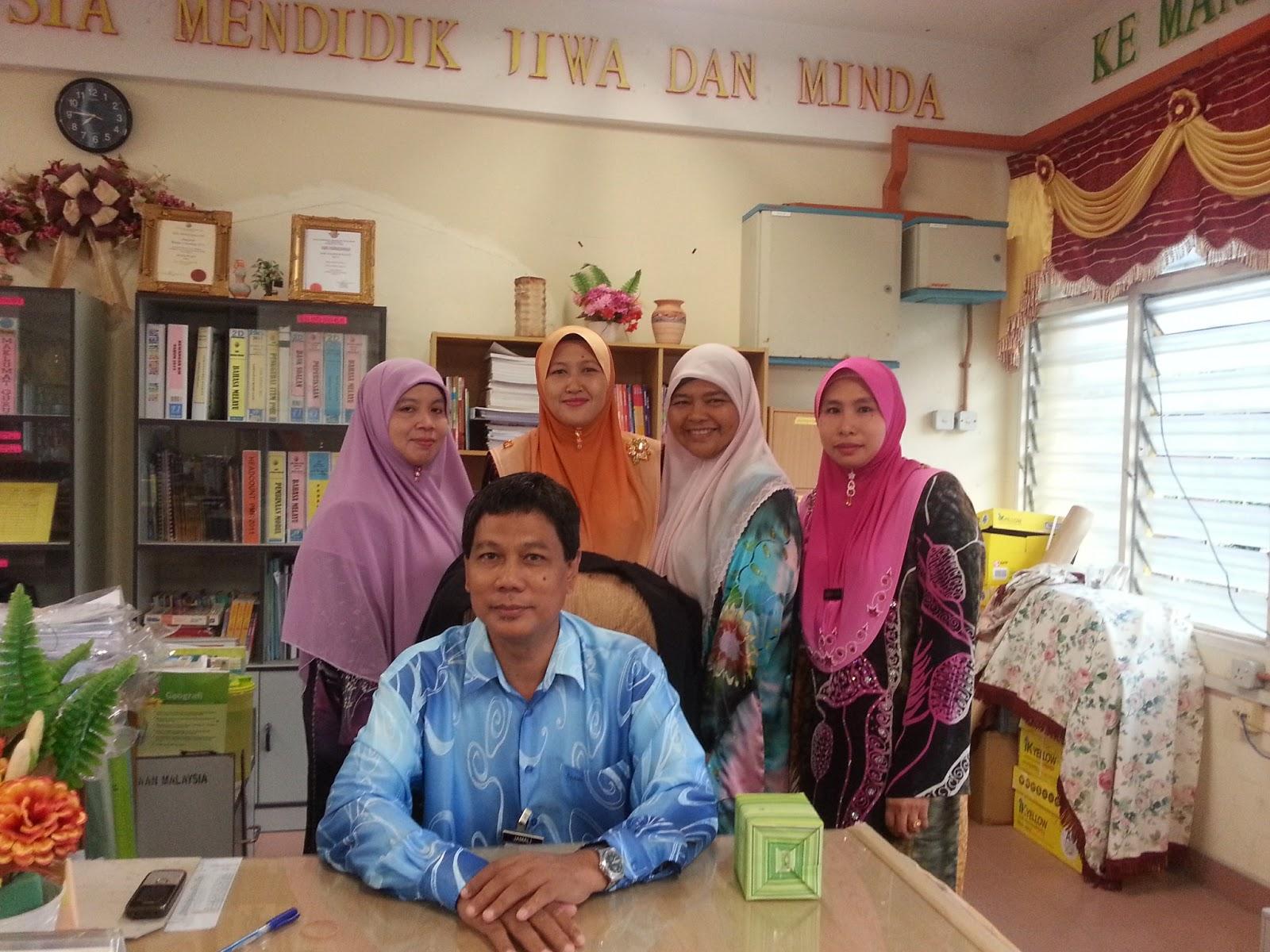 Gambar kenangan bersama Guru Penditahik3