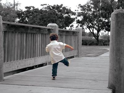 Una pregunta difícil de contestar: ¿Cómo puedo practicar la confianza de un niño?
