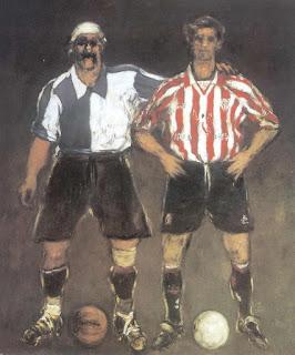 Cuadro de Iñaki García Ergüin