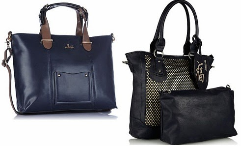 Deep Discounted Price: Flat 37% Extra Off on Ladies Designer Handbags (International Brands: Lavie, Ladida) at Jabong
