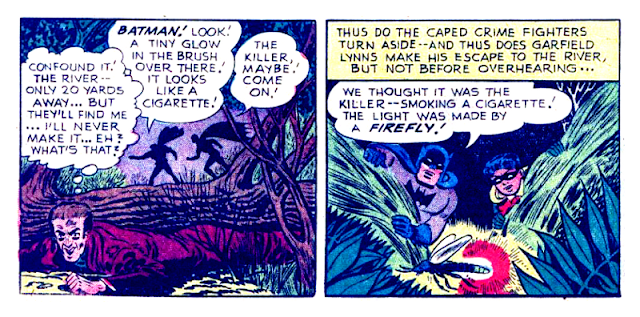 This panel brought to you by Chesterfield Cigarettes