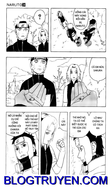 Naruto chap 301 Trang 15 - Mangak.info