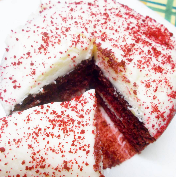 Weekly Reflect #60 // Red velvet cake!