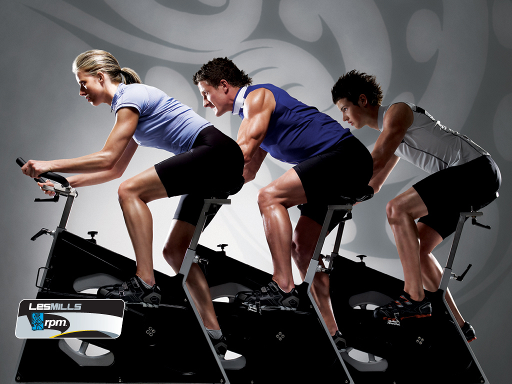Brasil Fitness: RPM x Spinning